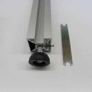 Alumínium gardróbrendszer SWS020