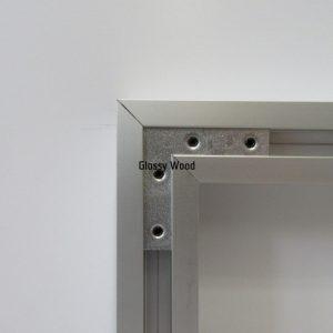 Alumínium gardróbrendszer SWS060