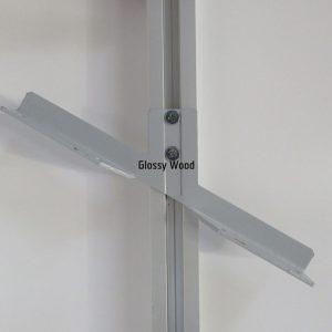 Alumínium gardróbrendszer SWS070