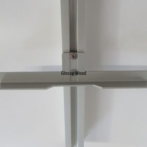 Alumínium gardróbrendszer SWS polc