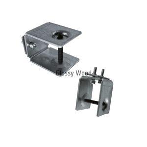 Alumínium asztal profil kötőelem